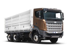 нова вантажівка зерновоз BMC 3540 АЛЕКО