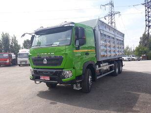 нова вантажівка зерновоз HOWO T7H