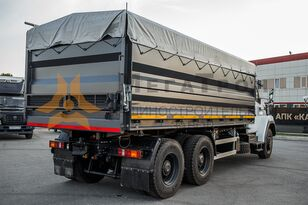 нова вантажівка зерновоз УРАЛ 73945-01