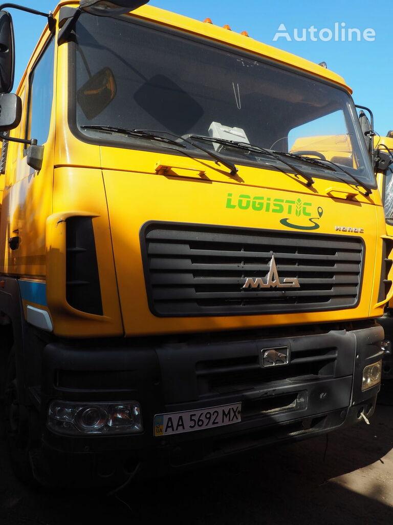 вантажівка зерновоз МАЗ 856103