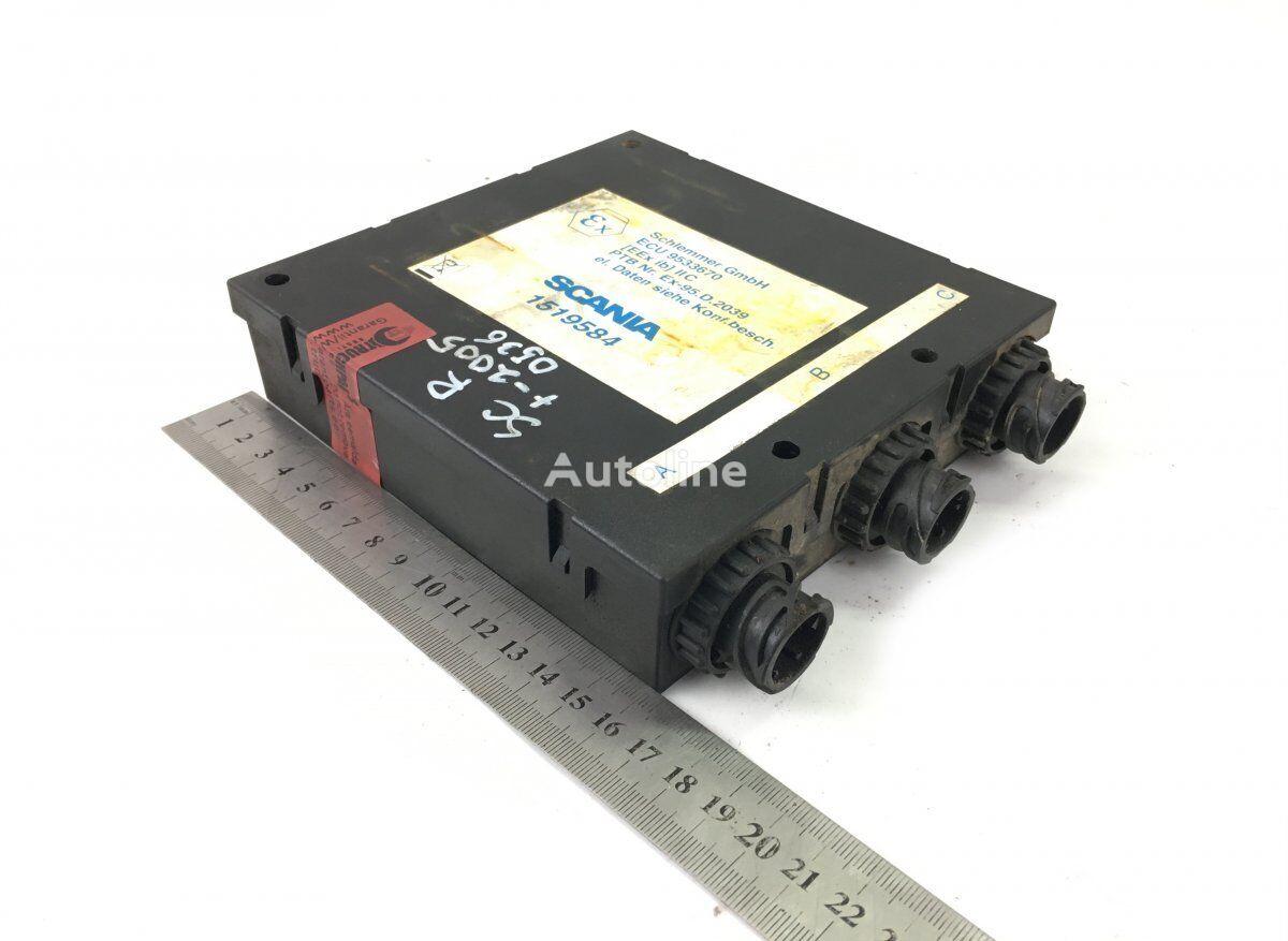 блок керування SCHLEMMER R-series (01.04-) (1519584) до тягача SCANIA P G R T-series (2004-)