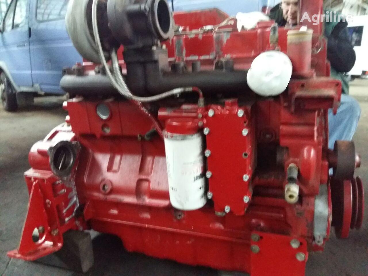 двигун CASE IH 6TA830 до трактора CASE IH magnum 7250