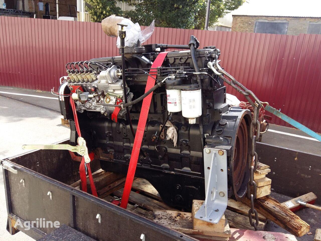 двигун CUMMINS 6TAA-830 до трактора NEW HOLLAND TG