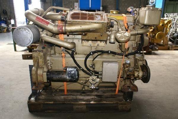 двигун DAF DKS 1160 M до вантажівки DAF DKS 1160 M