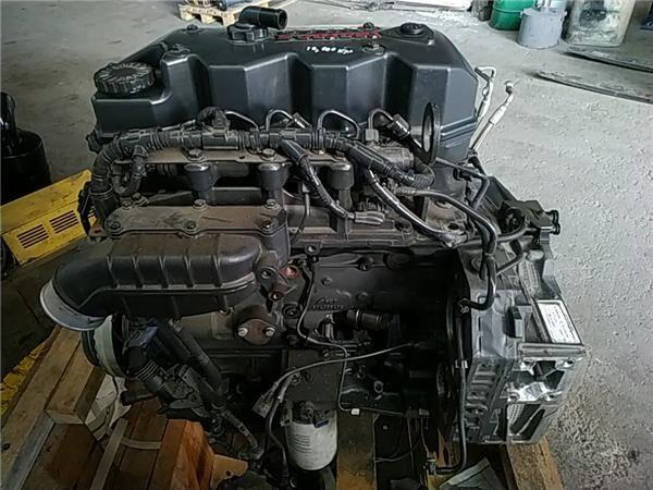 двигун Despiece Motor Iveco EuroCargo (03.2008->) FG 100 E [4,5 Ltr. - до вантажівки IVECO EuroCargo (03.2008->) FG 100 E [4,5 Ltr. - 137 kW Diesel]