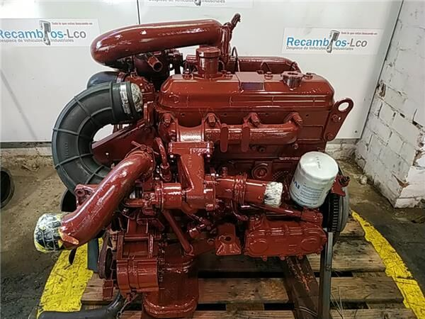 двигун Despiece Motor Iveco EuroCargo    05.03 -> FG   75 E [3,9 Ltr. - до вантажівки IVECO EuroCargo 05.03 -> FG 75 E [3,9 Ltr. - 103 kW Diesel]