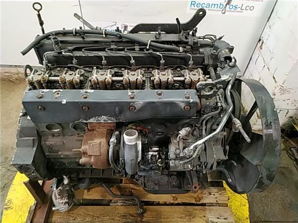 двигун Despiece Motor MAN M 90 12.222 162 KW  EURO II FG  Bat. 4750  PM до вантажівки MAN M 90 12.222 162 KW EURO II FG Bat. 4750 PMA11.8 E2 [6,9 Ltr. - 162 kW Diesel]