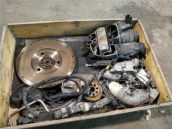 двигун Despiece Motor MAN TGS 28.XXX FG /   6x4   BL [10,5 Ltr. - 324 k до вантажівки MAN TGS 28.XXX FG / 6x4 BL [10,5 Ltr. - 324 kW Diesel] за запчастинами