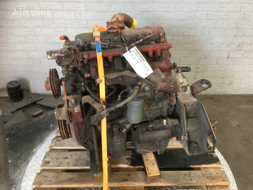 двигун MAN D 0224 M/057 industrie до вантажівки