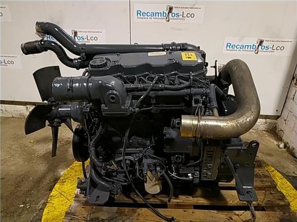 двигун Motor Completo Iveco EuroCargo 100 E 17 K tector, 100 E 17 DK te (504017972) до вантажівки IVECO EuroCargo 100 E 17 K tector, 100 E 17 DK tector