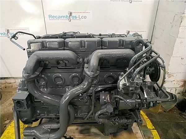 двигун Motor Completo MAN L 2000 Evolution L 2000   FAKI   LAK [4,6 Ltr (08862965472361) до вантажівки MAN L 2000 Evolution L 2000 FAKI LAK [4,6 Ltr. - 110 kW Diesel (D 0834)]