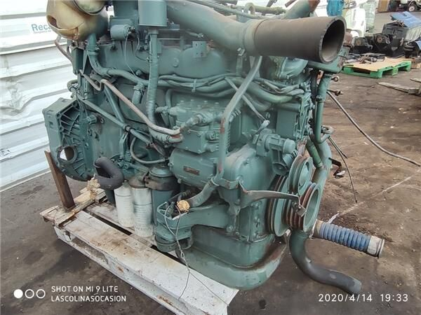 двигун Motor Completo Volvo F    10 FSA 234/235 KW Intercooler 4X2 [9,6 до вантажівки VOLVO F 10 FSA 234/235 KW Intercooler 4X2 [9,6 Ltr. - 234 kW Diesel]
