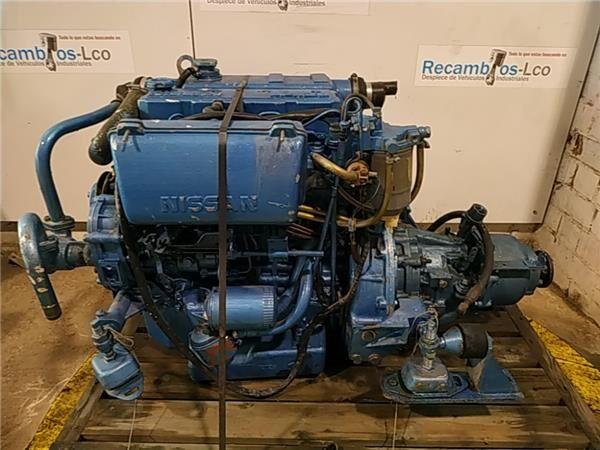 двигун NISSAN Motor Completo Nissan MOTOR MARINO NISSAN A4.28 до вантажівки NISSAN MOTOR MARINO NISSAN A4.28