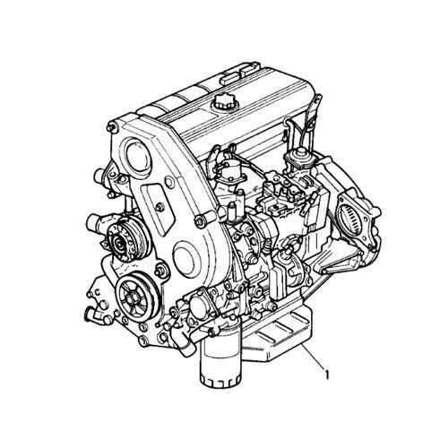 двигун RENAULT Motor Completo Renault B  90 - 35 / 50 / 60 FPR  (Modelo B 90-35 (7700749900) до вантажівки RENAULT B 90 - 35 / 50 / 60 FPR (Modelo B 90-35) 71 KW [2,5 Ltr. - 71 kW Diesel]