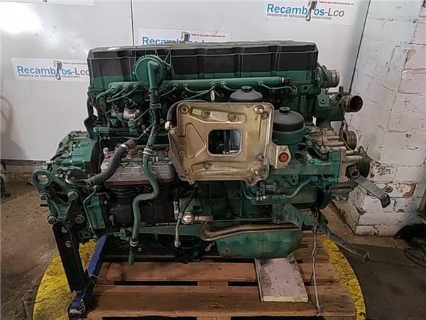 двигун VOLVO Despiece Motor Volvo FL XXX  (2006->) Fg   4x2 [7,2 Ltr. - 206 k (20977988) до вантажівки VOLVO FL XXX (2006->) Fg 4x2 [7,2 Ltr. - 206 kW Diesel]