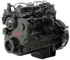 двигун CUMMINS до бульдозера KOMATSU