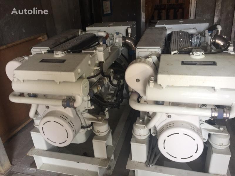 новий двигун MTU до кемпера MTU Marine