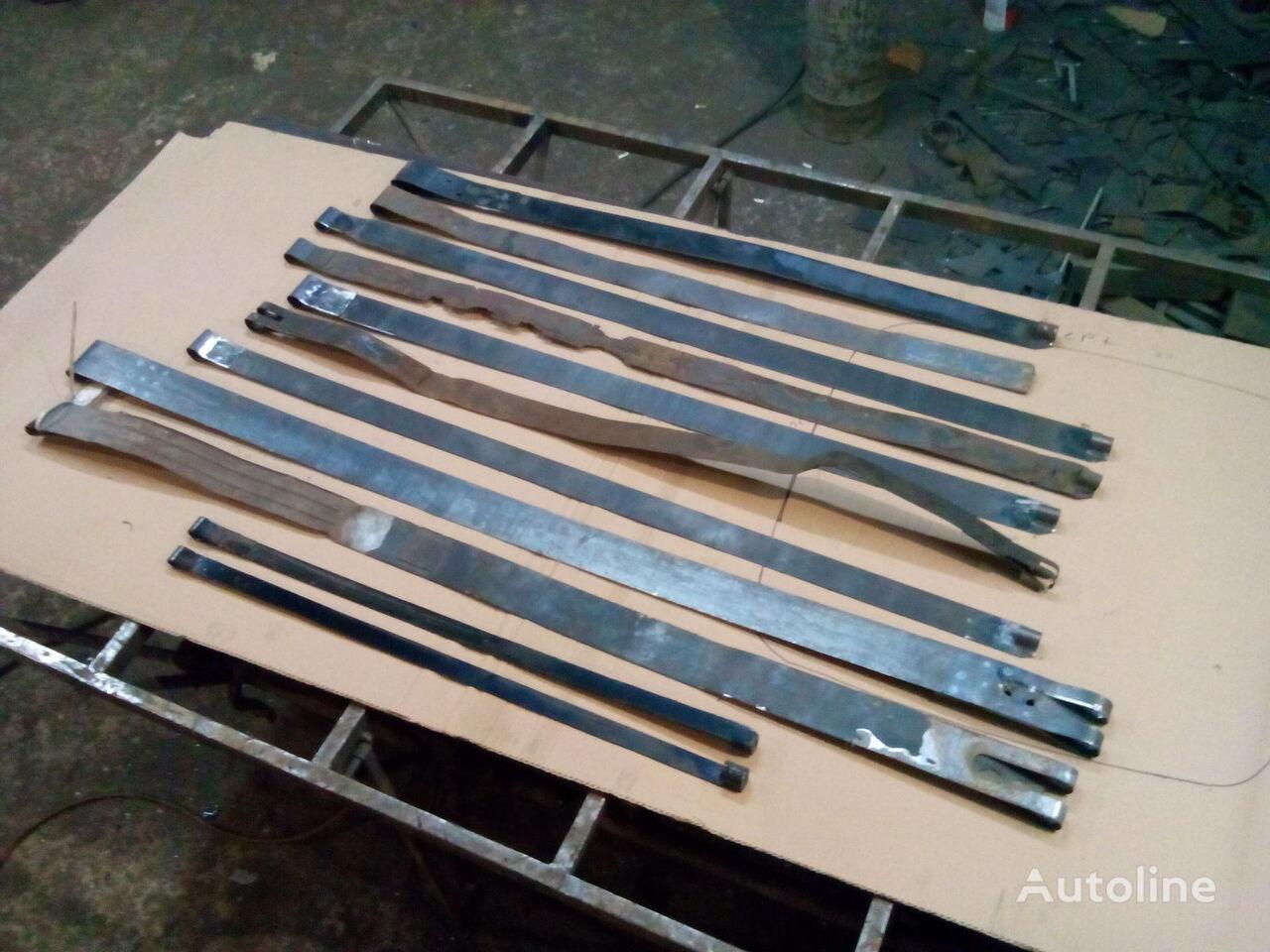 елементи кріплення VOLVO Ленты крепления топливного бака до вантажівки VOLVO Renault Dxi
