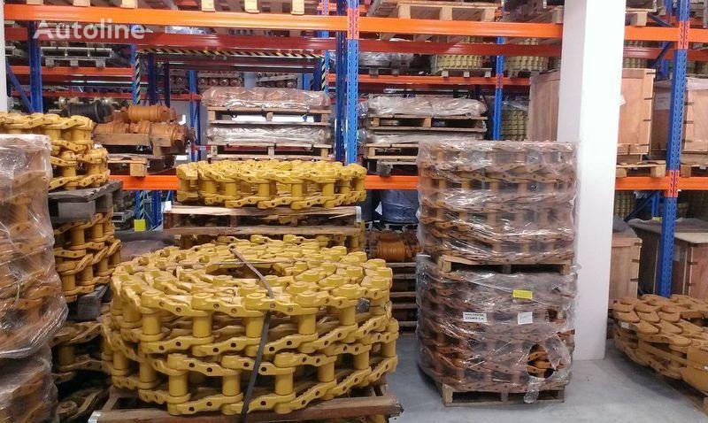 гусениця HITACHI ролики , цепь, направляющие колеса до екскаватора HITACHI 120,130,135,160,180,200,210,225,240,250,300,330,350