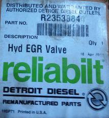 новий клапан двигуна FREIGHTLINER рециркуляции отработанных газов для Detroit Diesel S60 Detroit D (R2353884) до вантажівки FREIGHTLINER