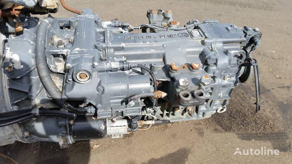 КПП MERCEDES-BENZ G211-16 до вантажівки MERCEDES-BENZ G211-16