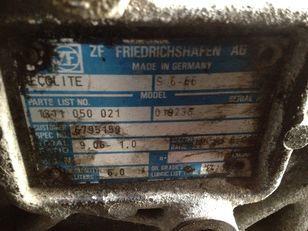 КПП ZF ecolite s6-66 (1311050021) до вантажівки VOLVO fl6