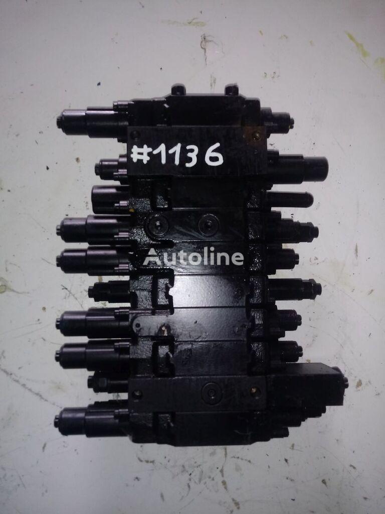розподільник Neuson Kramer 002253315 10 Sekcji Hydraulic distributor hydrauli до фронтального навантажувача