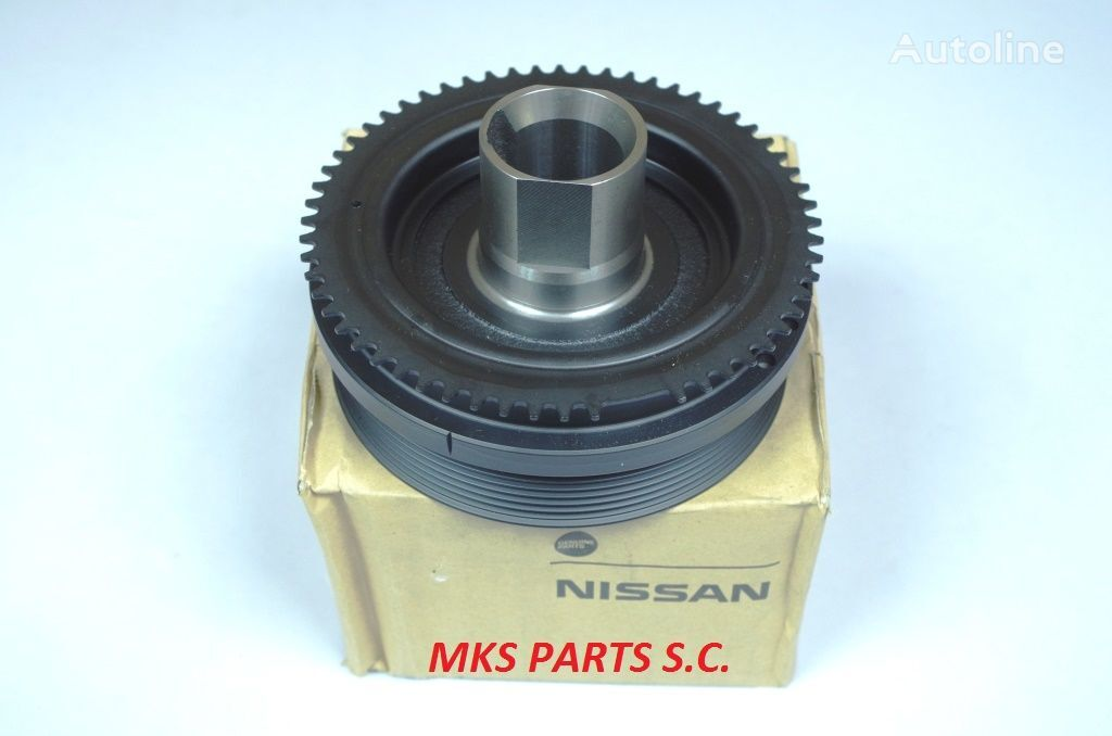 новий шків NISSAN до вантажівки NISSAN ATLEON/CABSTAR