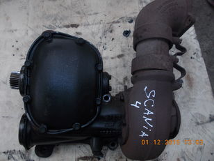"турбокомпресор двигуна SCANIA Силовая турбина (турбокомпаунд) 420-470 HPI (1474375. 1760185) до тягача SCANIA ""R"""